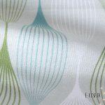 Ύφασμα για κουρτίνες Bacco Verde 5-2246