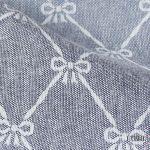 Σειρά Laurel - Φιογκάκια Μπλε Jean 2-2956