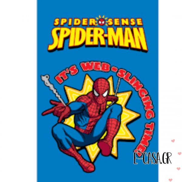 Παιδικό χαλί Disney spiderman 951