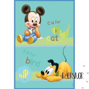 Παιδικό χαλί  Disney Mickey 308