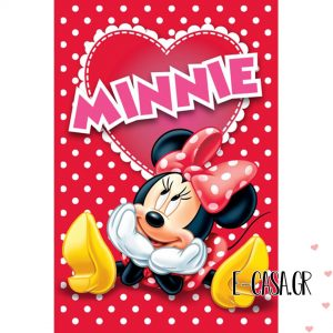 Παιδικό χαλί Disney Minnie 81