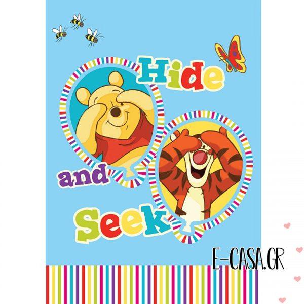 Παιδικό χαλί Disney Winnie The Pooh 907