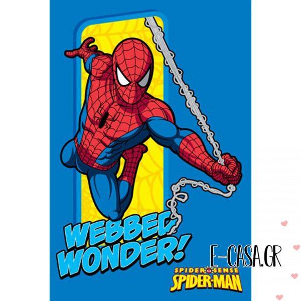 Παιδικό χαλί Disney Spiderman