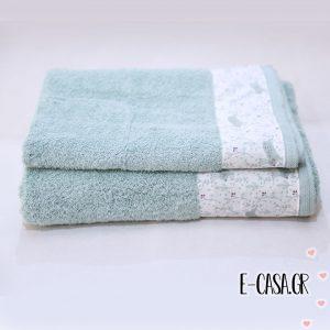 Σετ πετσέτες - Rabbit Μέντα