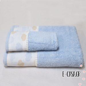 Σετ πετσέτες - Baby Cloud