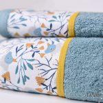 Σετ πετσέτες - Baby Peacock