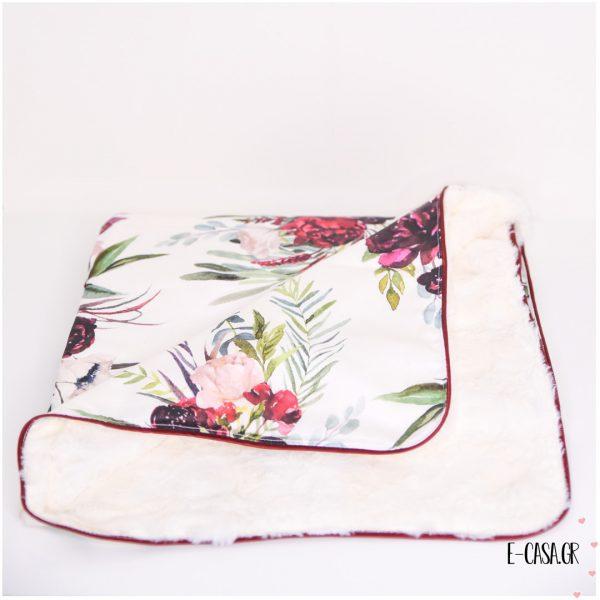 Βρεφική Κουβερτούλα Flower Blossom