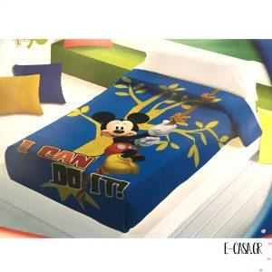 Παιδική Κουβέρτα Mickey Manterol 085