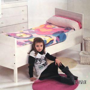 Παιδική Κουβέρτα Mora Lilac