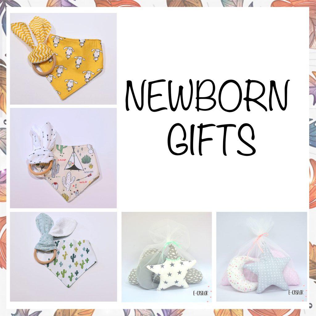 Δωράκια για Νεογέννητα Newborn gifts