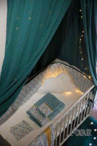 Βρεφικό Δωμάτιο σε στυλ Boho