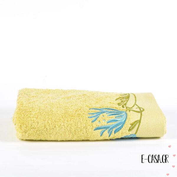 Πετσέτα προσώπου Laura Ashley λαχανί