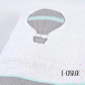 Σετ πετσέτες - Αερόστατο