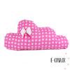 Διακοσμητικό μαξιλαράκι ροζ συννεφάκι
