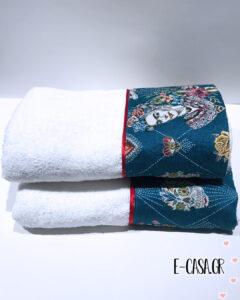 Πετσέτες Frida Kahlo
