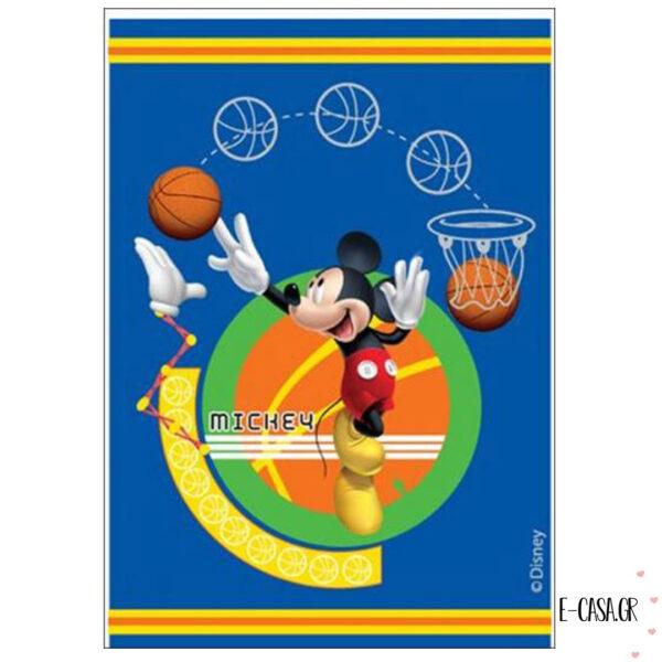 Παιδικό χαλί Disney Mickey Club House 23