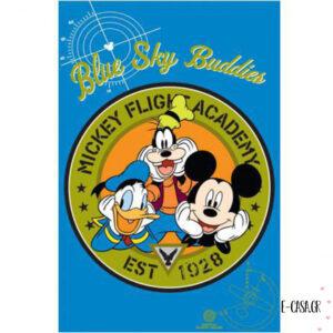 Παιδικό χαλί Disney Mickey Club House 29
