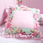 Μαξιλαράκι διακοσμητικό Romantic Floral
