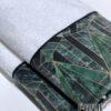Σετ πετσέτες 2 τεμ. Chic Collection Marble White