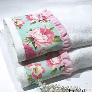 Σετ πετσέτες - Romantic Floral