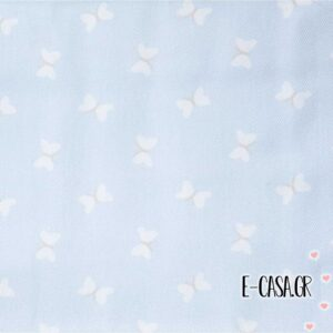 Σειρά Carousel - Πεταλούδες Γαλάζιο