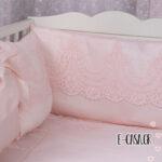 Βρεφική πάντα Chic Collection Ροζ Princess