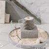 Αρωματικά κεριά σόγιας - Amsterdam anthracite