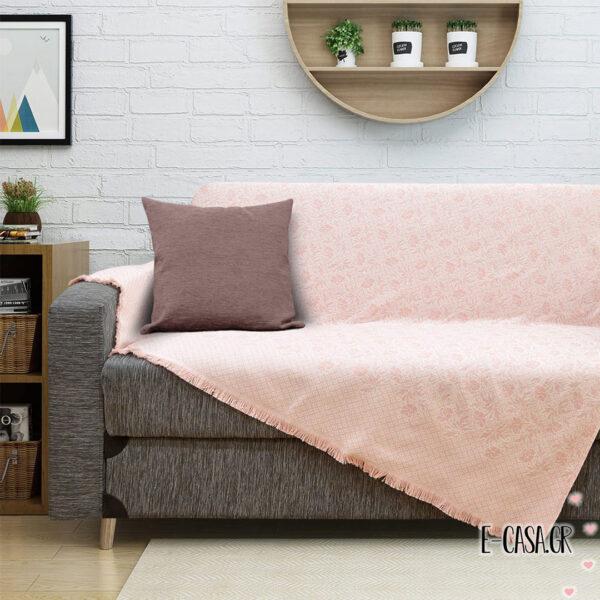 Ριχτάρι Καναπέ Floral 180x300 (5 χρώματα)