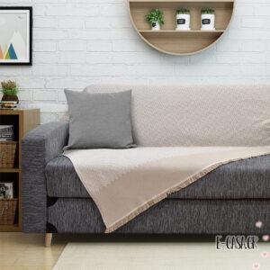 Ριχτάρι Καναπέ Rhombus 180x250 (5 χρώματα)