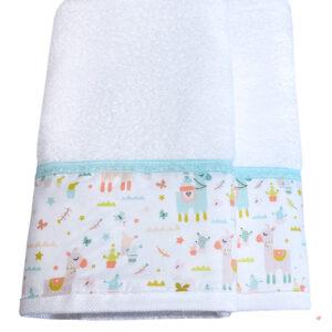 Σετ πετσέτες - Llama