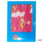 Μπουρνούζι παιδικό Tweety Pink Stars
