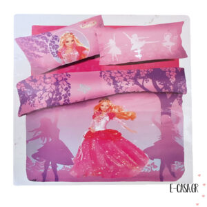 Μονή παπλωματοθήκη Barbie 12 Dancing Princess