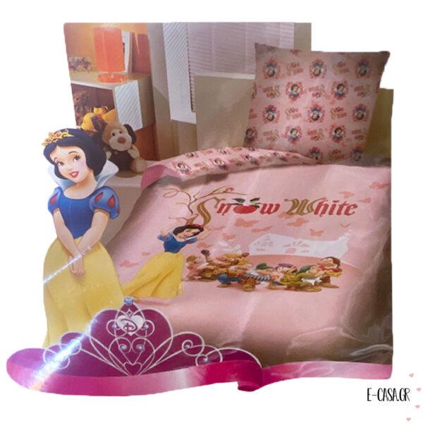 Μονή παπλωματοθήκη Disney Snow WhiteΜονή παπλωματοθήκη Disney Snow White