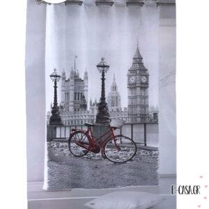 Έτοιμη Κουρτίνα Digital Print Bicycle