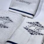Δώρο βάπτισης Luxury Collection blue