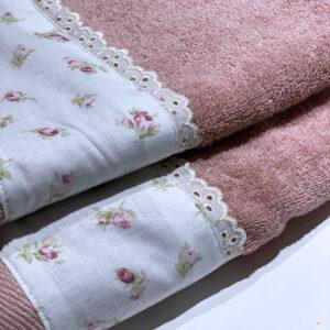 Σετ πετσέτες - Floral